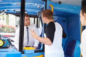 Geweld openbaar vervoer